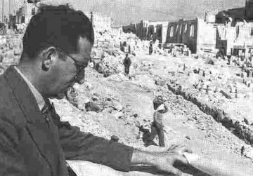 Mintoff was responsible for post-war reconstruction.