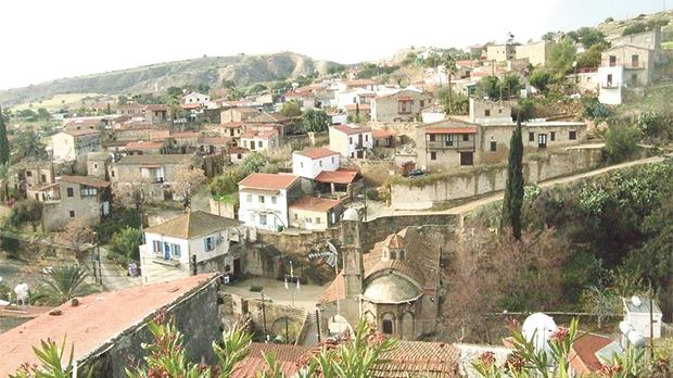 Emirates with a super offer to Cyprus... scenes of picturesque villages in the Troodos region.
