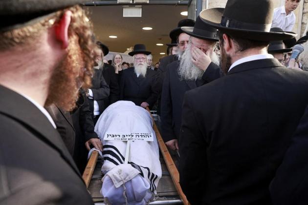 Israel buries dead after Jewish pilgrim stampede kills 45