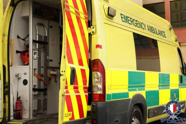 Worker seriously injured in factory accident