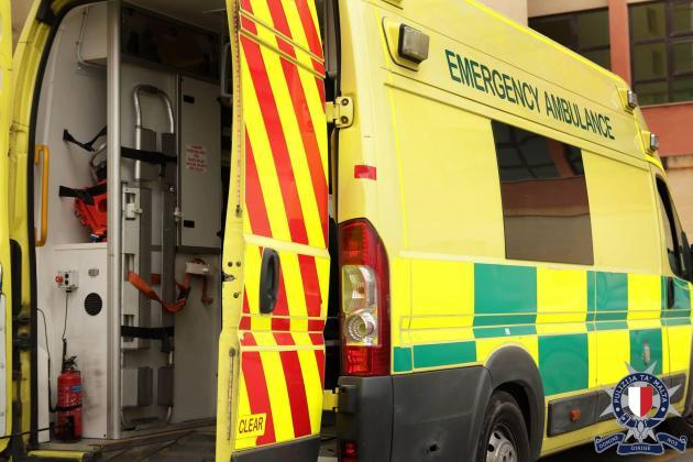 Woman injured in Marsascala car crash