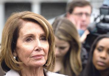 We can expect fierce clashes between US President Donald Trump and the Speaker of the House of Representatives, Nancy Pelosi.