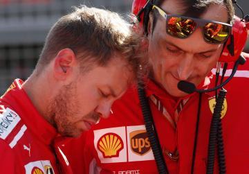Vettel fastest in final US Grand Prix practice