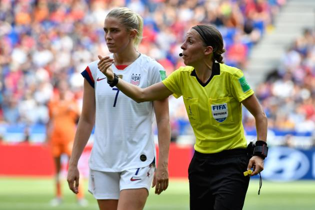 No fears for Frappart as French referee prepares to make history in Super Cup