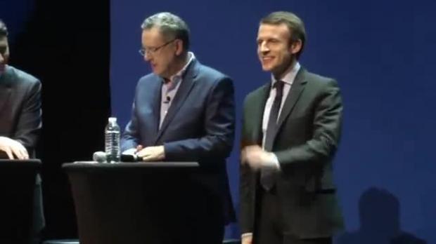 France S Macron Dismisses Talk Of Gay Extra Marital Relationship