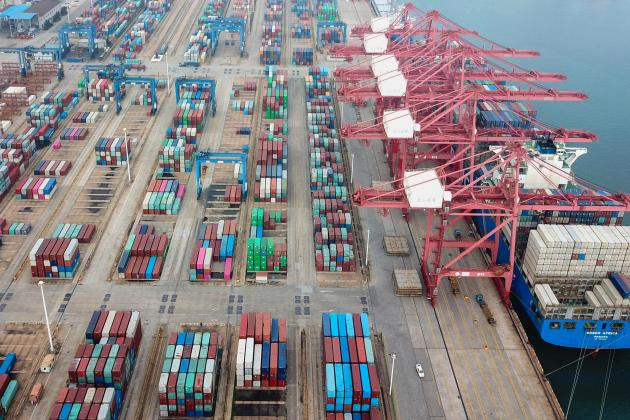 China trade surplus with US widens 7.1% to $317bn in 2020