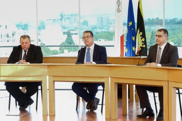 PN suggests temporary prisons to ease overcrowding and virus risk at Corradino