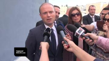 Watch: Was Michelle Muscat's signature forged? OPM 'clarifies' Prime Minister's comment | Video: Chris Sant Fournier