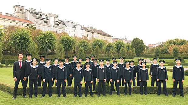 Since 1926, the Vienna Boys Choir has performed in 1,000 tours in 97 different countries. Photo: Lukas Beck