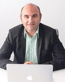 Stefan Farrugia, General Manager, Eunoia