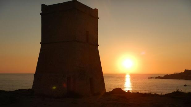 Sunset at Għajn Tuffieħa. Photo: Antoine Muscat