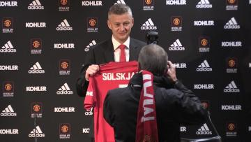 Watch: Solskjaer named permanent Man. United manager | Video: AFP