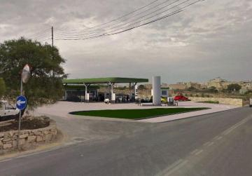 New fuel station on virgin agricultural land approved