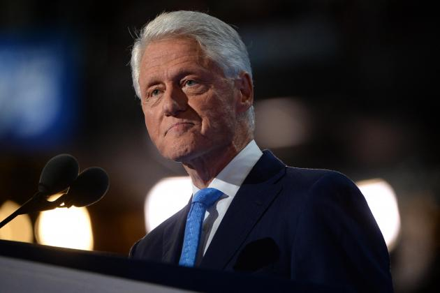 Bill Clinton in hospital with blood infection