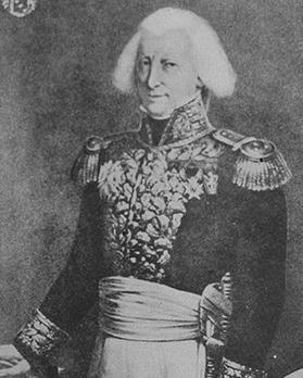 General Charles-Henri Belgrand de Vaubois, the military governor of Malta during the French occupation of the island.