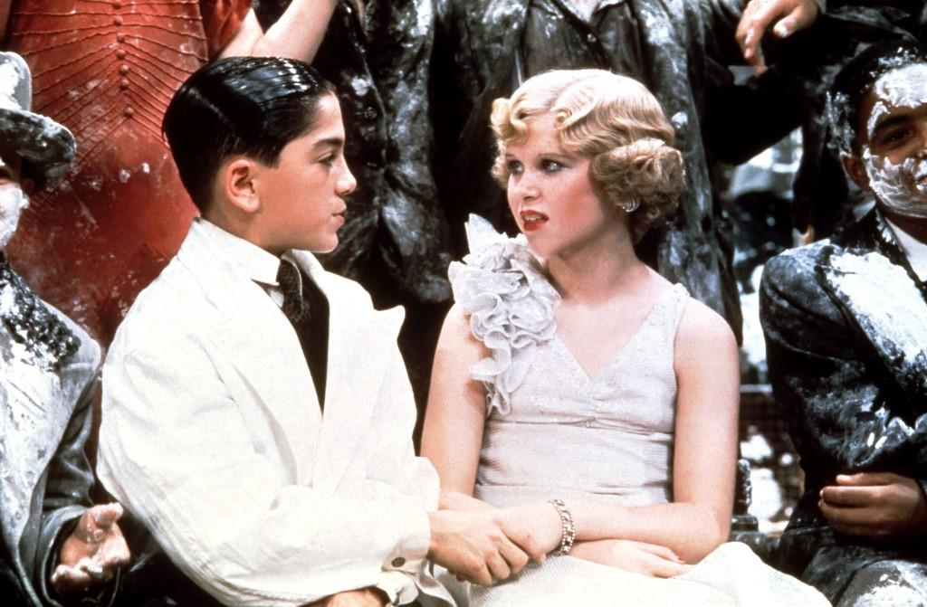 Bugsy Malone, was among the early films directed by Alan Parker, who has died, aged 76. Photo: AFP