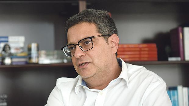 Nationalist Party leader Adrian Delia.