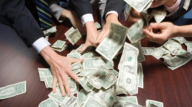 Greed underpins capitalism, and it has arguably driven us forward - or has it? Photo: Shutterstock