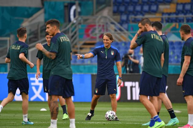 Italy raring to go at Euro 2020 after World Cup failure - Chiellini