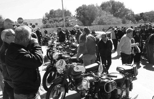 PRO, Historic Motorcycle Club, PRO, Federazzjoni Maltija Vetturi Antiki, Mosta
