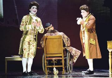 Amadeus at Manoel Theatre to celebrate Masquerade's 20th anniversary