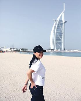 Rachel Vella travelled to Dubai with a seven-member crew. Photos and editing by Carlton Agius and Justin Caruana