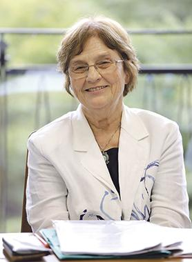 Guest speaker Judith Povilus.