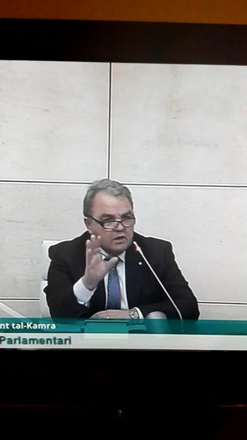 Watch: Godfrey Farrugia claims he was threatened in Parliament, Cardona rejects claim