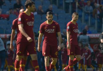 Roma's Champions League hopes fade with Sassuolo draw