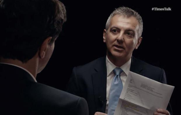 Simon Busuttil.