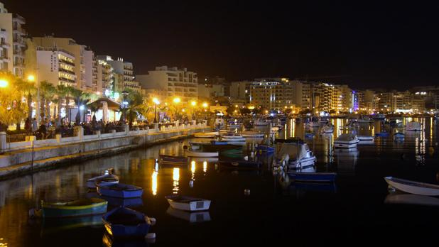 Gżira promenade. Photo: Saviour Brincat