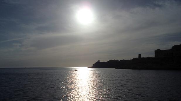 Sunrise over Valletta. Photo: Noel Caruana Scicluna