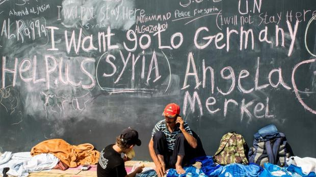 Many refugees have made a beeline for Germany. Photo: Shutterstock