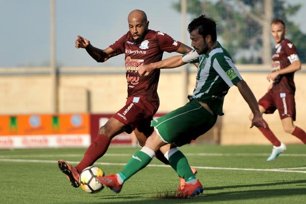 Floriana beat Sirens to go four points clear