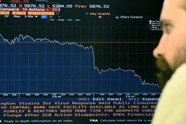 European shares rebound following higher stimulus