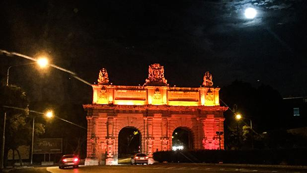 Portes des Bombes. Photo: Adrian-Farrugia