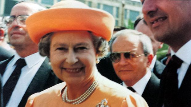 As recently as 1992, security measures were not as tight as nowadays. Royal family admirer Irma Farrugia Cassano managed to take a close-up of the Queen which was subsequently reproduced in a number of magazines and newsletters. Photo: Irma Farrugia Cassano