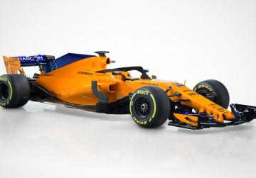 Watch: Alonso keen for step forward as McLaren break cover with new car
