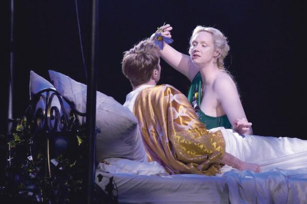 Bard's most famous romantic comedy live from London