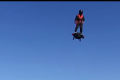 Could this hoverboard be the future of transporation?