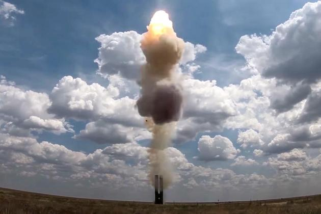 Watch: Russia's S-500 missile system hits test target