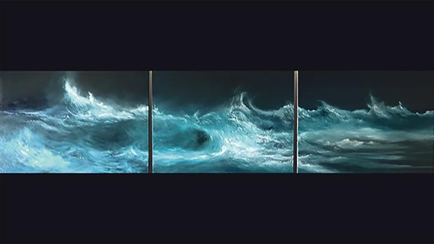 Catching the ever changing beauty of waves for more information visit studio 80a sir arturo mercieca street sliema and alexiacoppini fandeluxe Image collections