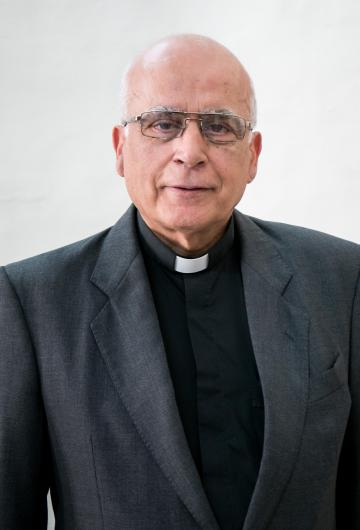 Mgr Zammit is to be Gibraltar's next bishop.