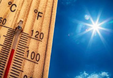 Temperatures set to hit sweltering highs over next four days