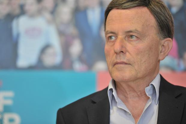 Alfred Sant has called for an improved minimum wage. Photo: Jason Borg