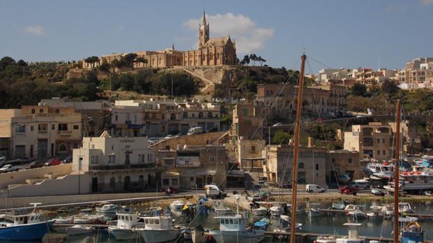 Gozo ferry port. Photo: Marcin Jan