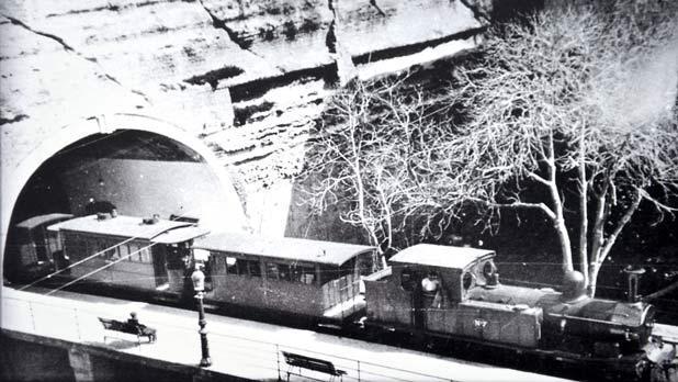 The Malta Railway folded in 1931