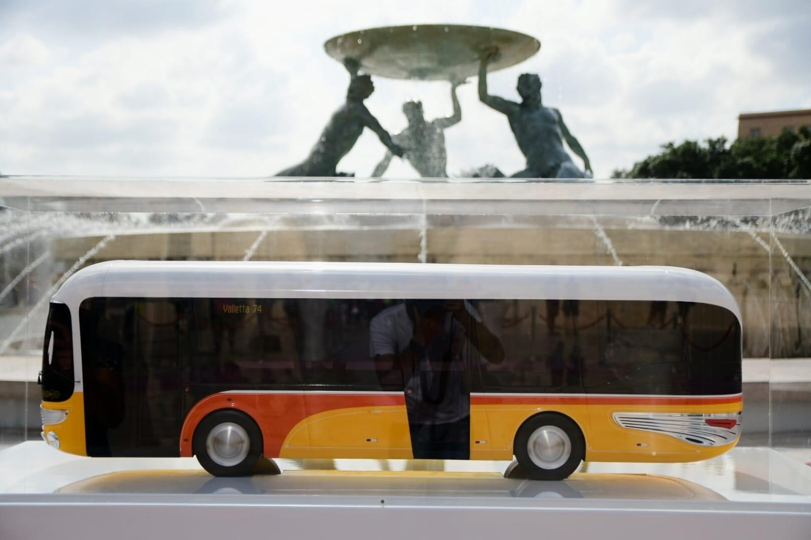 Is this the Maltese bus of the future?