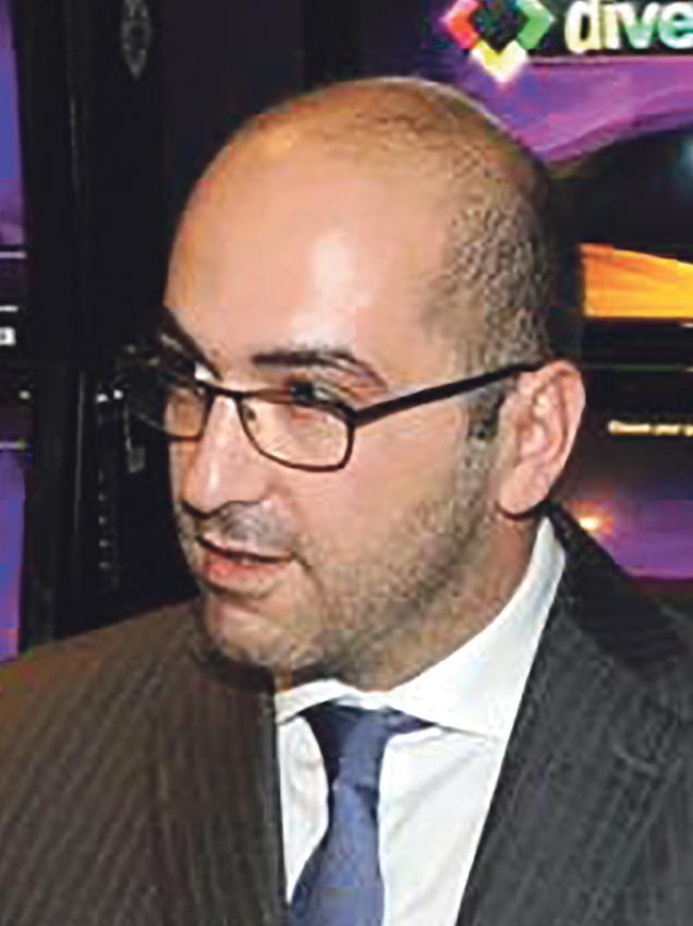 Electrogas director Yorgen Fenech