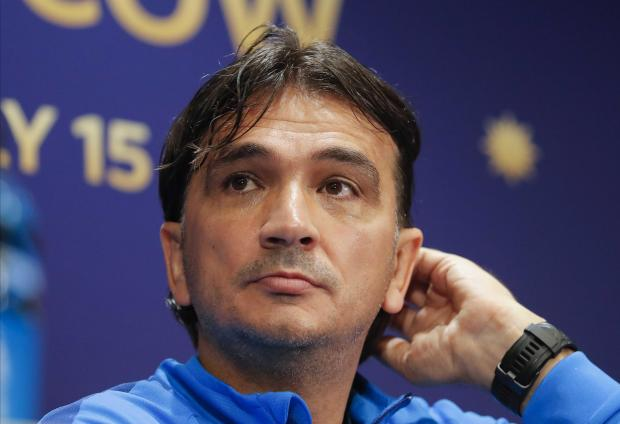Croatia coach Zlatko Dalic says all players are ready for World Cup final.
